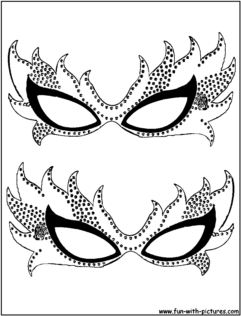 800x1050 Two Decorative Mardi Gras Masks Mardi Gras Masks
