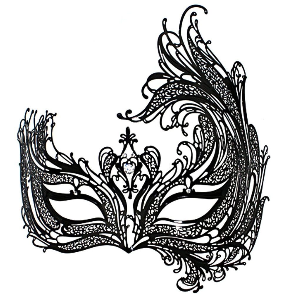Masquerade Mask Drawing at GetDrawings.com | Free for personal use ...