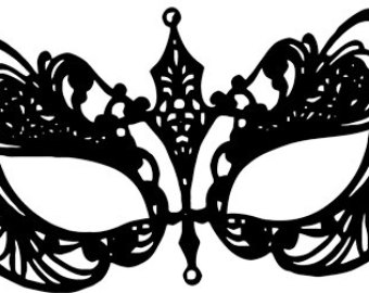 340x270 Masquerade Mask Clipart Png