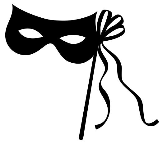 537x477 Masquerade Mask Cliparts