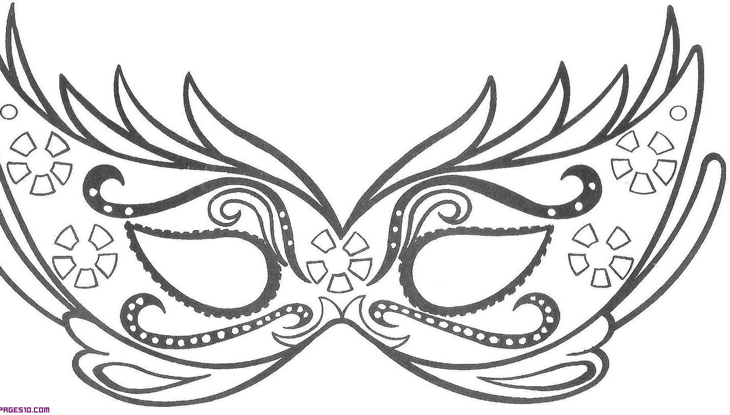 1440x819 Pj Masks Coloring Pages Free Printable Adult African Mask Page