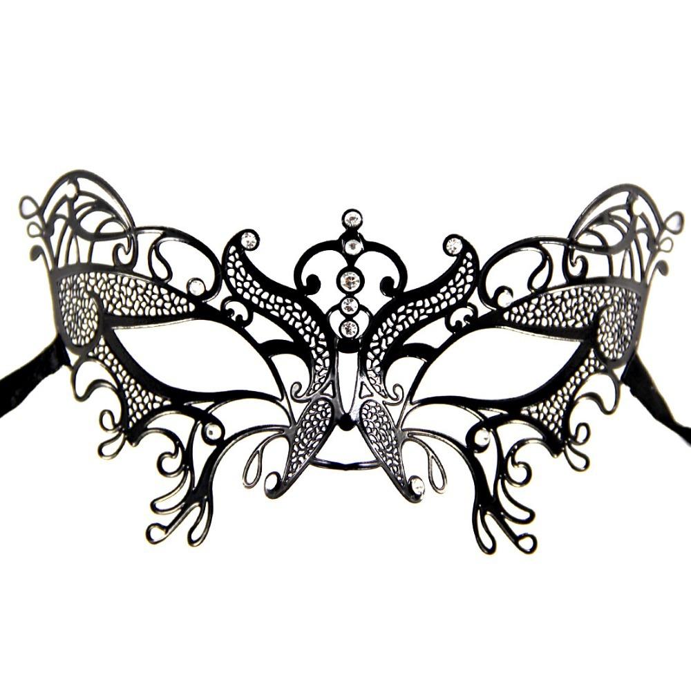 1000x1000 Wholesale Venetian Halloween Laser Cut Metal Pretty Masquerade