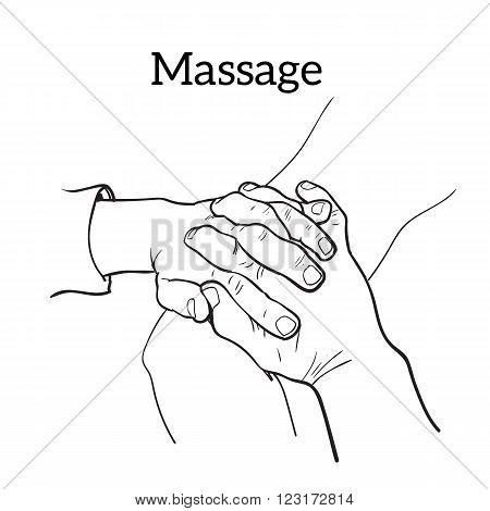 450x470 Massage Images, Illustrations, Vectors
