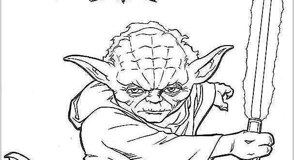 Master Yoda Drawing at GetDrawings
