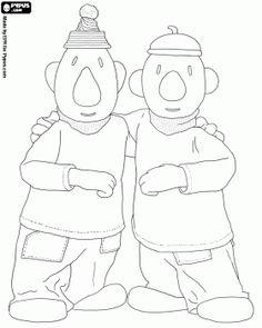 236x295 Pat En Mat, Twee Mannen In De Problemen Klusser Kleurplaat