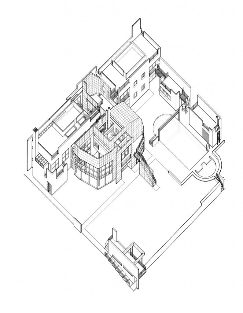 795x1024 Presentation Drawing Planometric Methods, Media Amp Materials