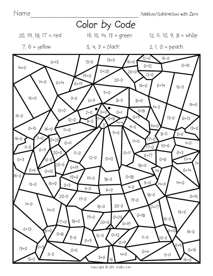 736x952 Good Coloring Pages With Math Problems Kids Best Worksheets Ideas