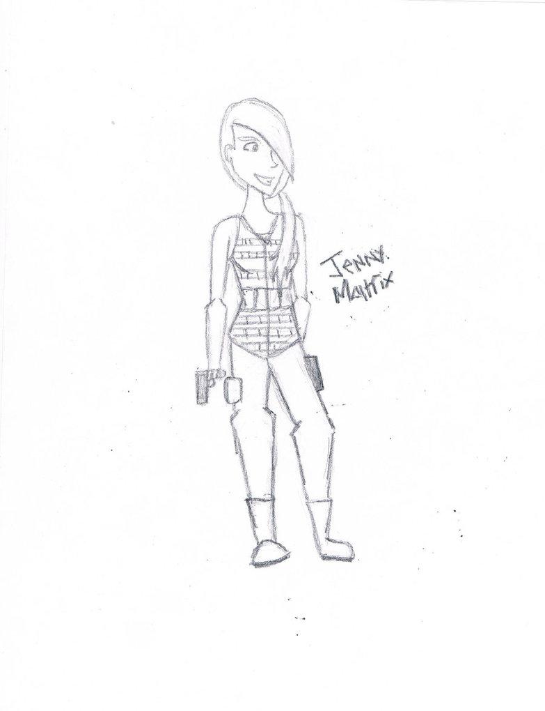 783x1020 Jenny Matrix By Weasleylestrange06