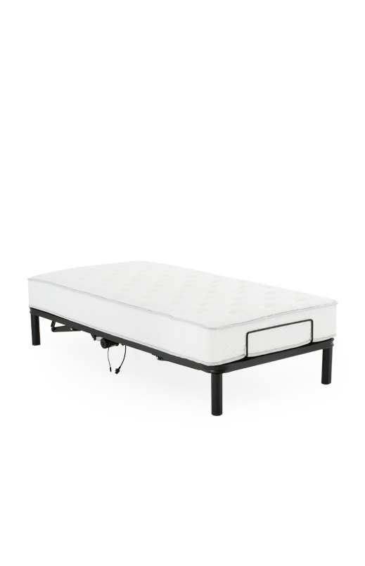 519x804 Twin Xl Adjustable Electric Bed Base And Mattress