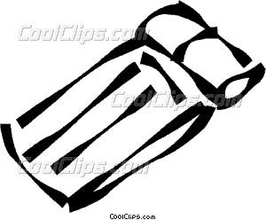 300x248 Air Mattress Vector Clip Art
