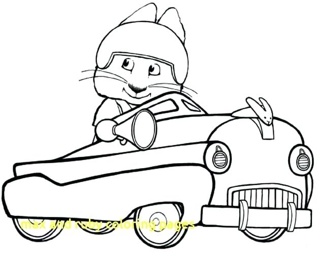 Attractive 624x498 Great Max And Ruby Coloring Pages Print Page Free
