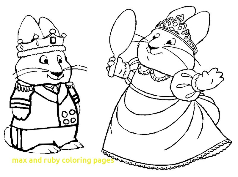 800x596 Max And Ruby Coloring Pages With Coloring Pages Max And Ruby