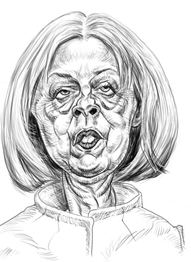 636x869 Theresa May Caricature Image Graphicixations