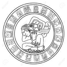 236x236 Images For Gt Simple Mayan Drawings Work Maya