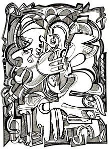 219x300 Maya Drawings