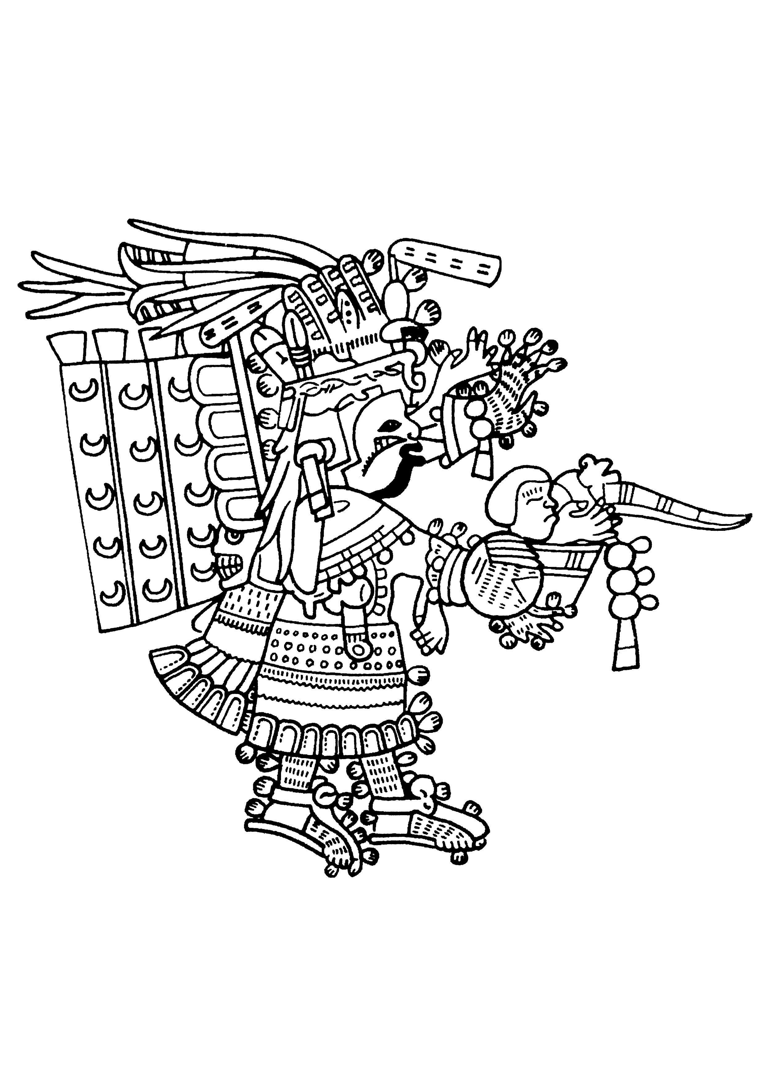 2480x3508 Maya Art British Museum 7 Mayans Amp Incas