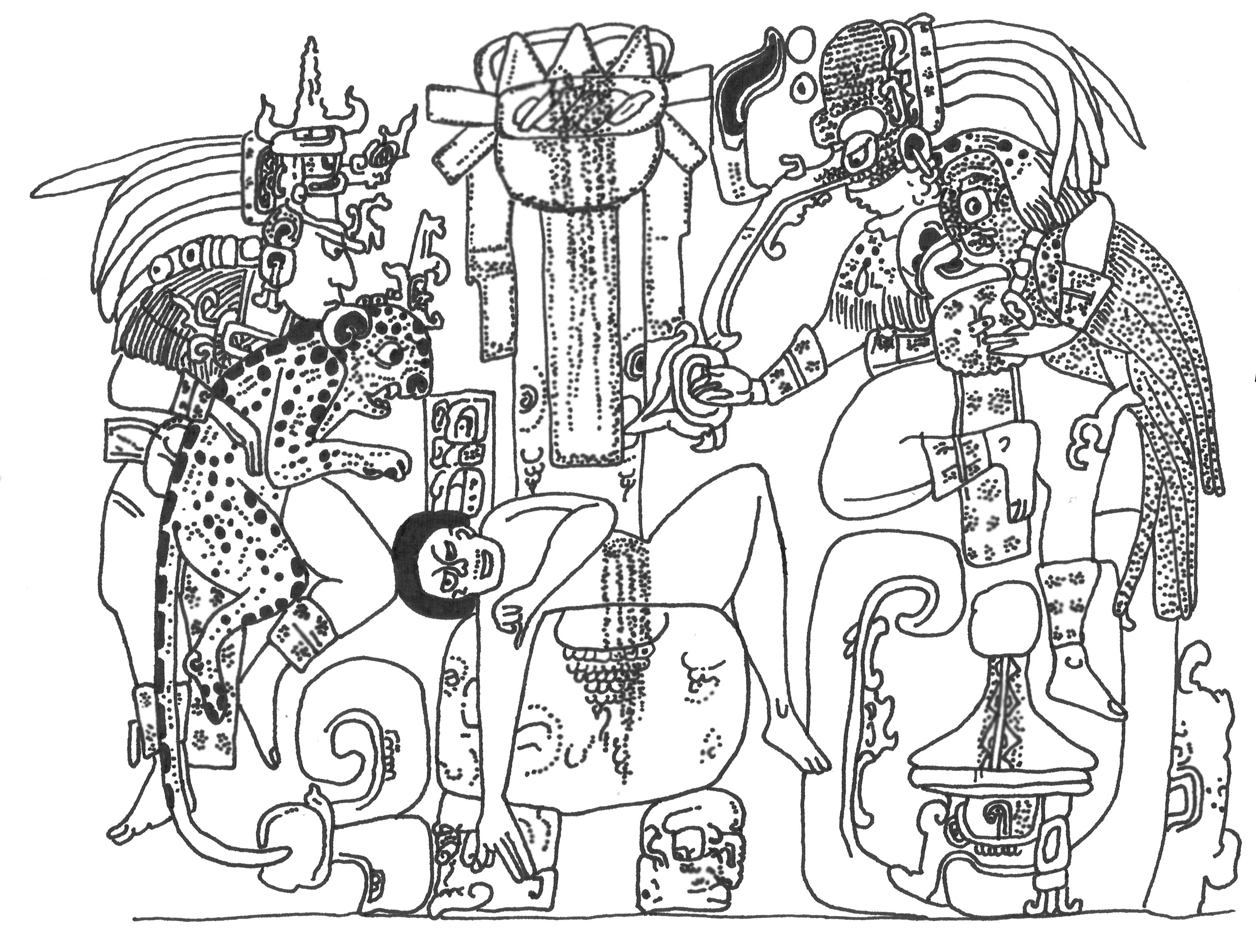 3084x2337 Axes Mundi Ritual Complexes In Mesoamerica And The Book Of Mormon