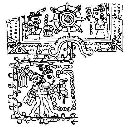 399x404 8 Spoke Wheel, Cern, Mayan Wormholes And Jesus Christ, The Mayan