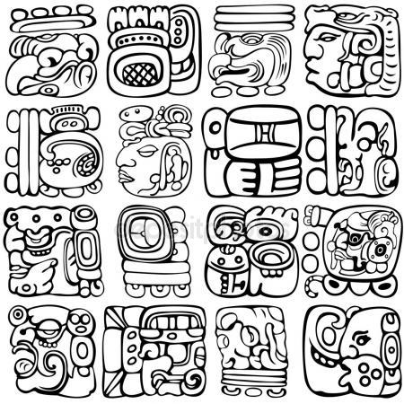 450x450 Maya Stock Vectors, Royalty Free Maya Illustrations