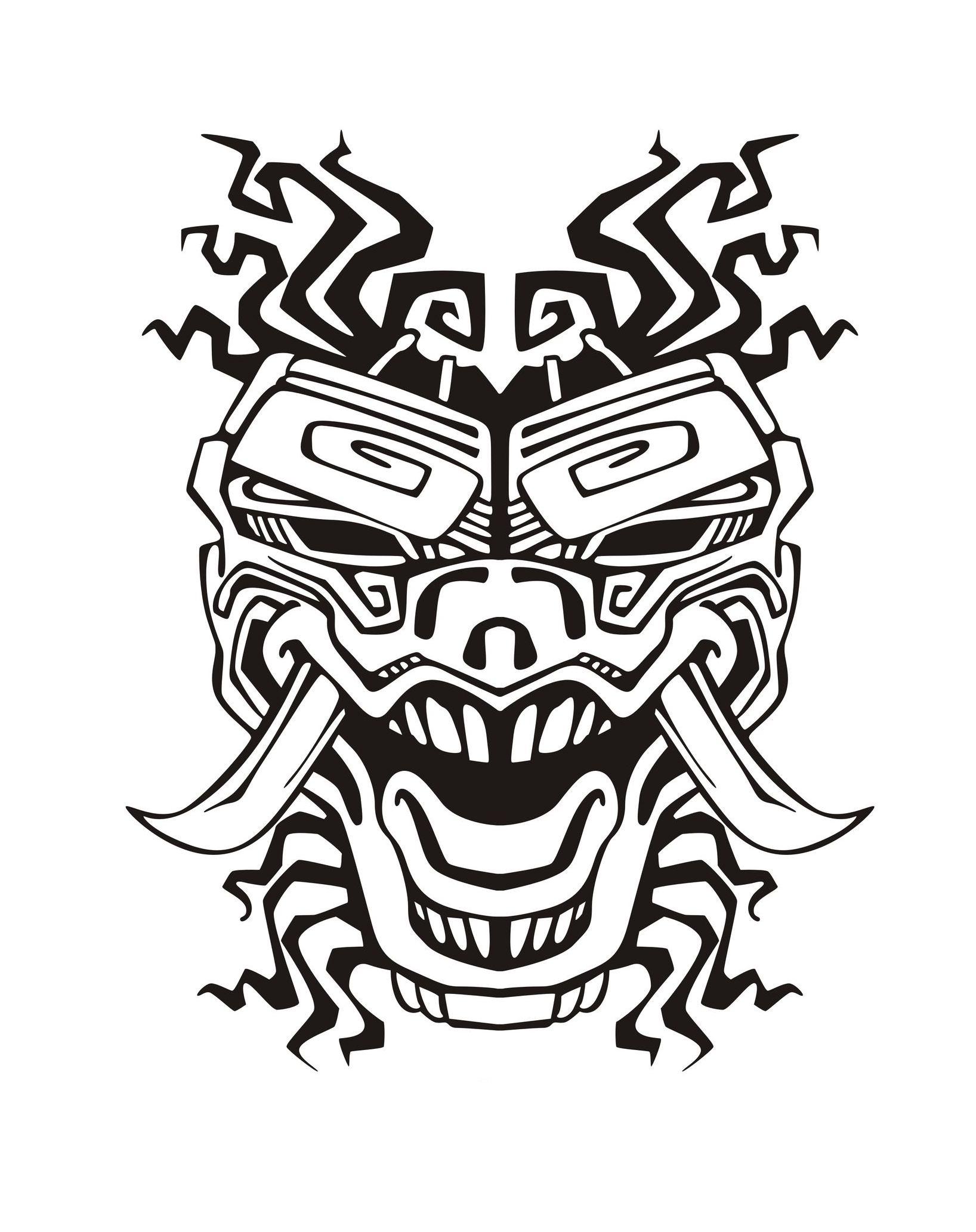 1636x2065 Mask Inspiration Inca Mayan Aztec 2 Mayans Amp Incas