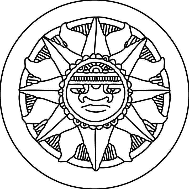 720x720 Aztec Mythology
