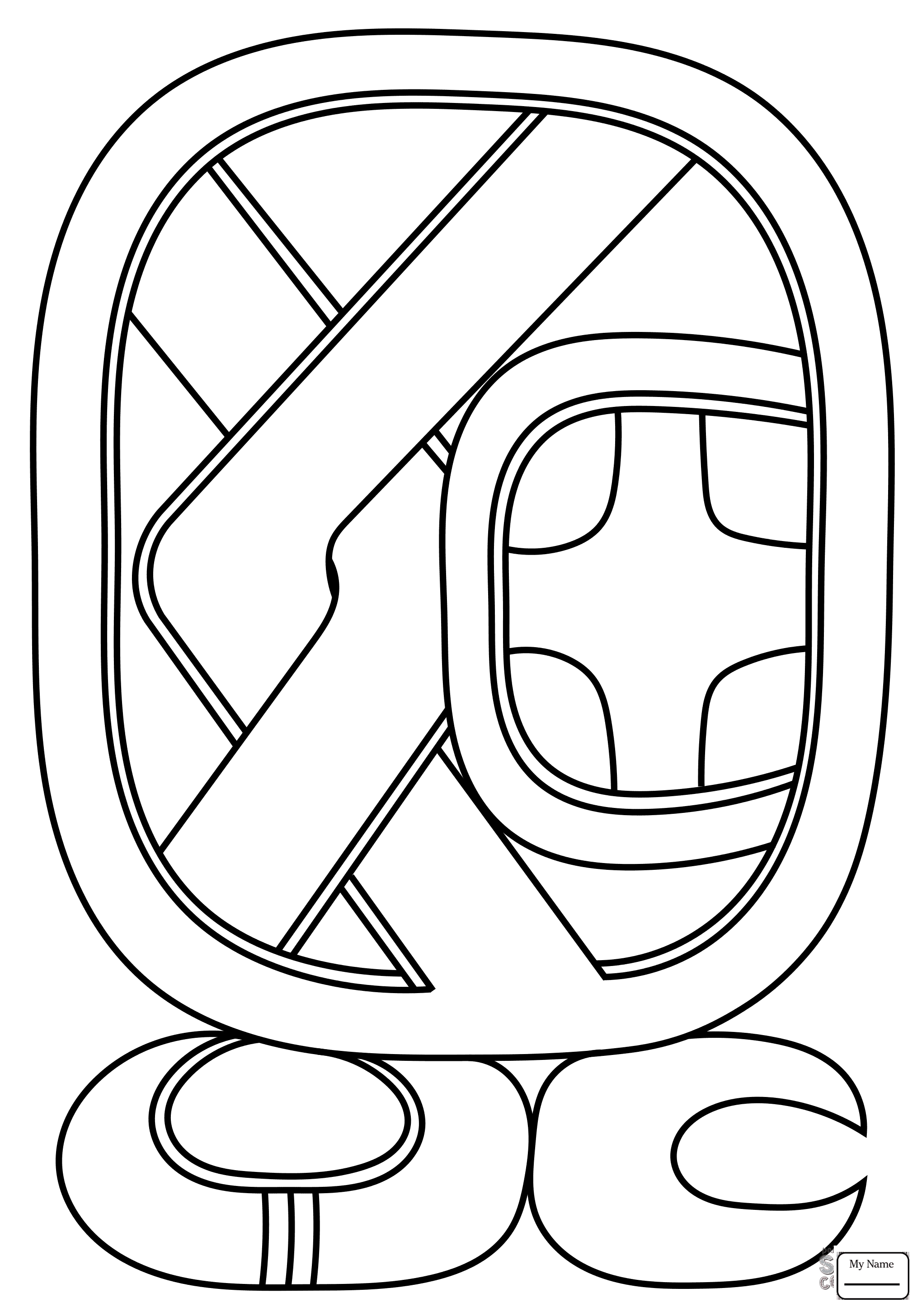 2040x2914 Maya Civilization