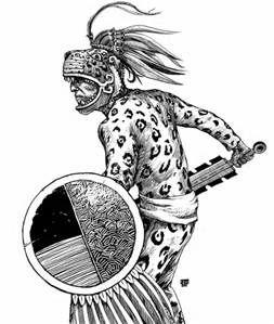 253x299 49 Best Aztec Images On Aztec Art, Tattoo Ideas