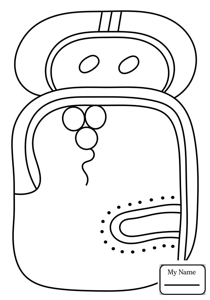 731x1044 History Mayan Warrior Maya Civilization Coloring Pages