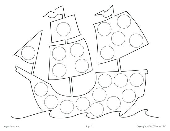 550x425 Mayflower Coloring Pages Mayflower Ship Coloring Page Mayflower