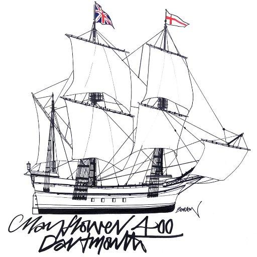 512x512 Mayflower Dartmouth (@mayflowerdart) Twitter
