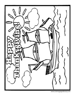 248x320 Mayflower Coloring Pages, Thanksgiving Mayflower Ship Coloring