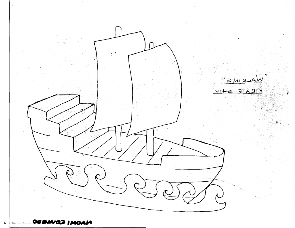 1024x791 Simple Drawing Of A Ship Simple Drawing Of A Ship
