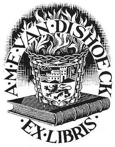 370x470 Ex Libris Bookplate By M.c. Escher On Artnet