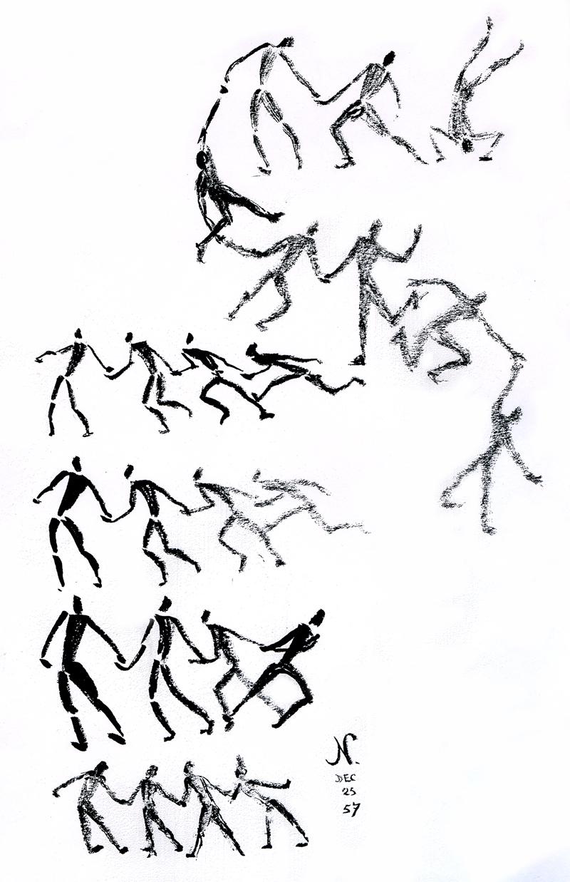 800x1237 Michael Sporn Animation Splog Norman Mclaren Drawings Repost