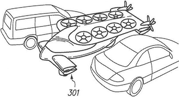 625x340 Flying Cars Of The Future Drawing
