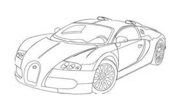 564x342 Resultado De Imagem Para Desenho De Uma Mclaren P1 Em Branco Car