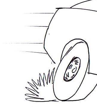 324x356 Spining Wheels Junior Car Designer