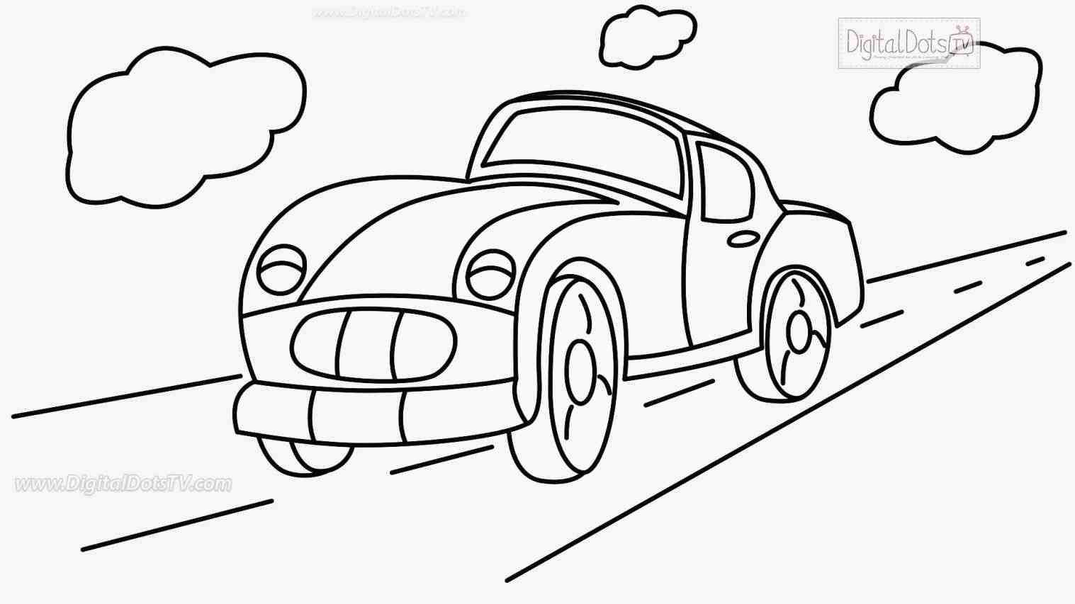 1517x853 Cool Club Drawing Art Really Cartoon Car Drawings Cool S Club