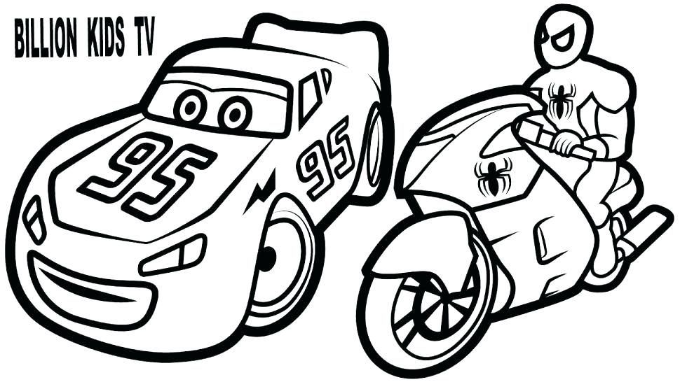 970x546 Lightning Mcqueen Coloring Pages Lightning Coloring Pages Gallery