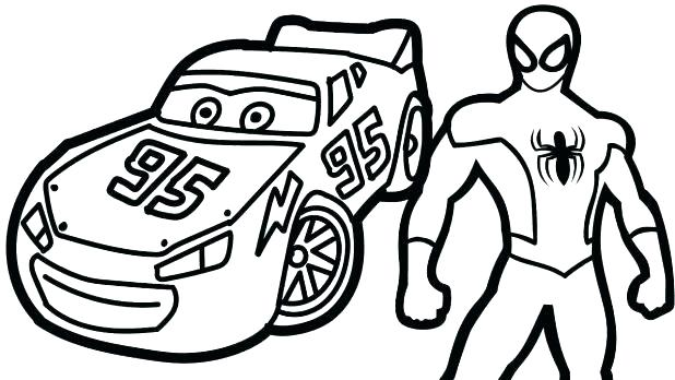 618x348 Lightning Mcqueen Monster Truck Coloring Also How To Draw Tow