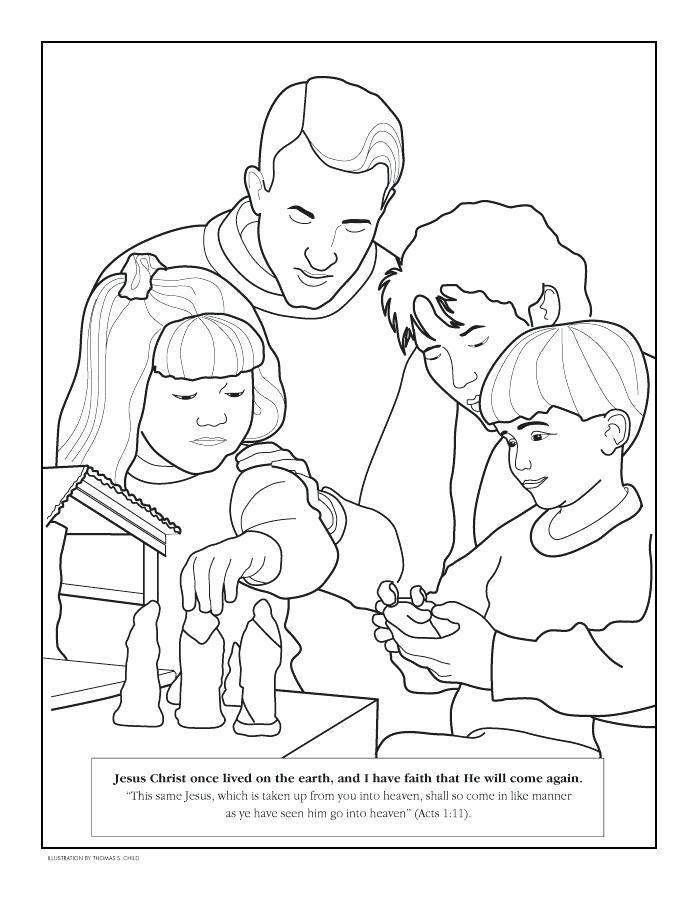 694x902 Lds Coloring Pages As Well As Breakfast For Coloring Pages Lds