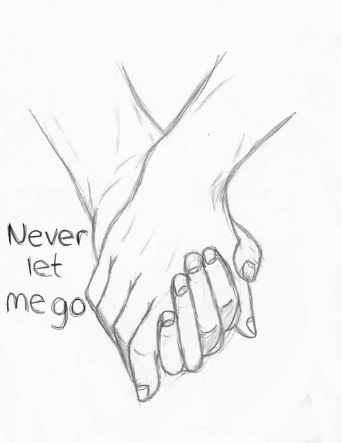 500x647 Hello Stalker ) (Never Let Me Go,forever,holding Hands,couple