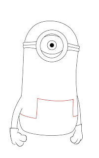 201x320 How To Draw Despicable Me Minions