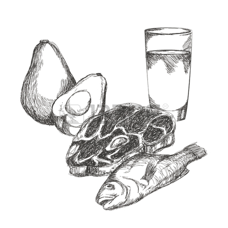 Meal Drawing