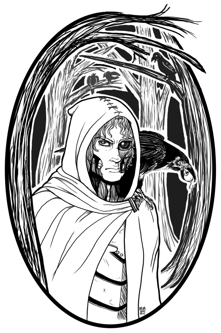 728x1098 A Meal For The Ravens By Skull Splinters