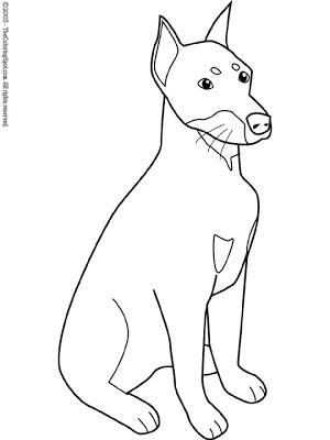 300x400 J3 Presents The Doberman Mean Dog Or Inferior Owner