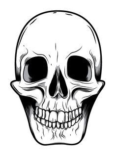 236x316 Image Result For Forward Facing Skull Karma Tattoo