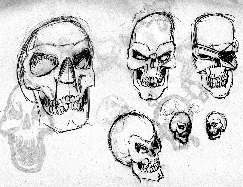 1227x948 Skull Tats Dirty Inks