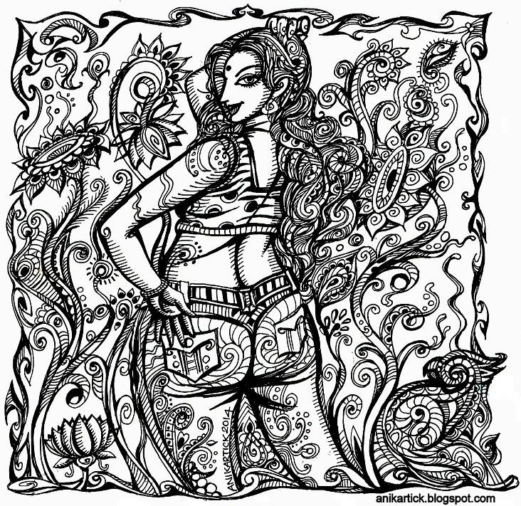 732x711 Ani Doodle