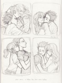 236x319 Such Sweet Little Sketches, So Full Of Affection And Meaning